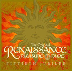 Renaissance Faire 50th Jubilee Book